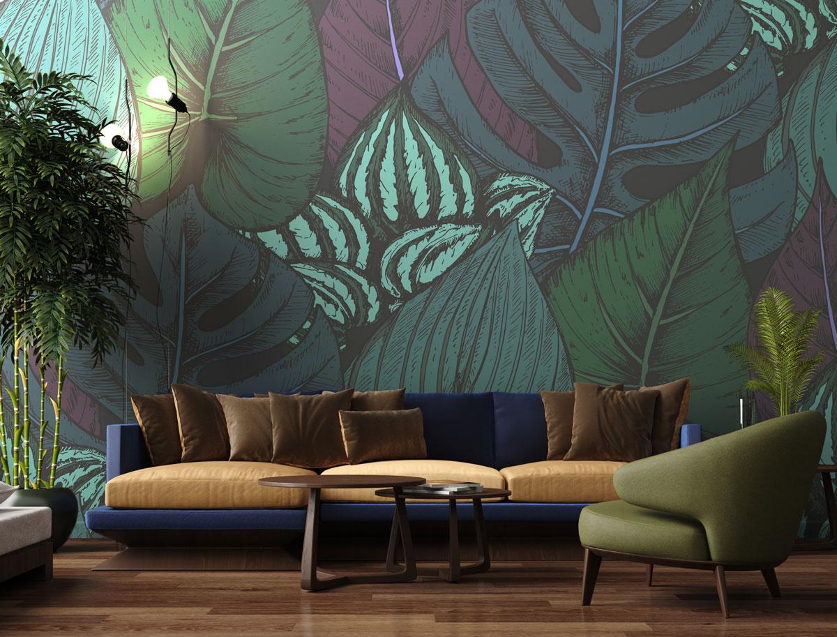 Rośliny tropikalne do salonu