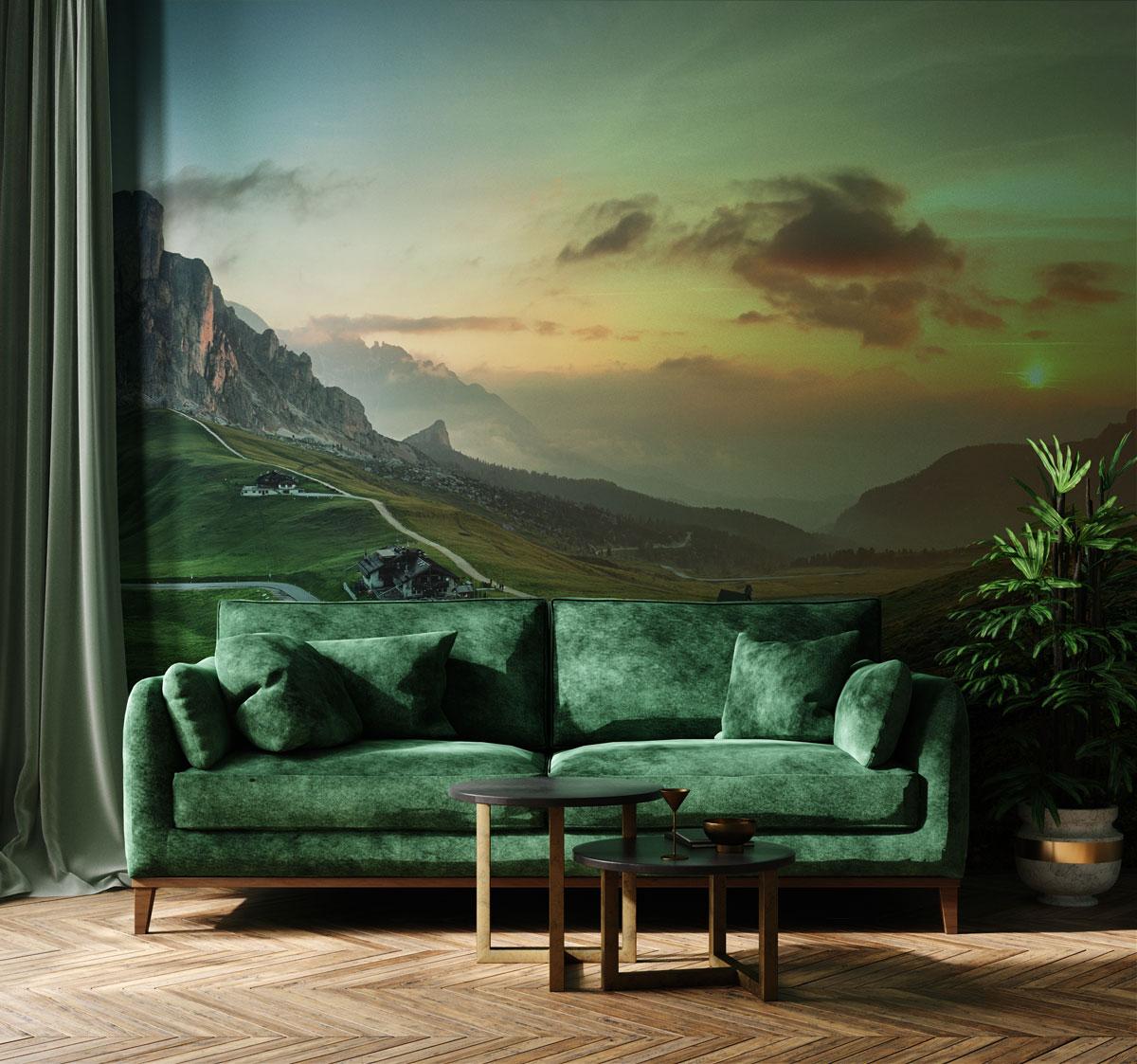 Alpy do salonu